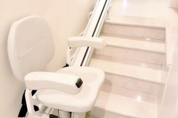 מעלון מדרגות קבוע I מעלון כיסא I מעלון ביתי